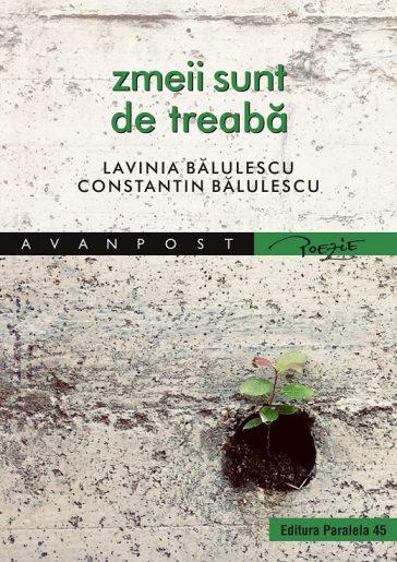 """Lavinia Balulescu & Constantin Balulescu """"Zmeii sunt de treaba"""""""