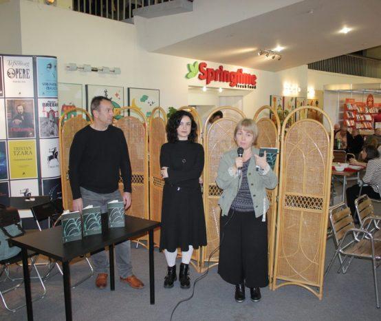 """Mina Decu a primit Premiul """"Mihai Eminescu"""" OPUS PRIMUM"""