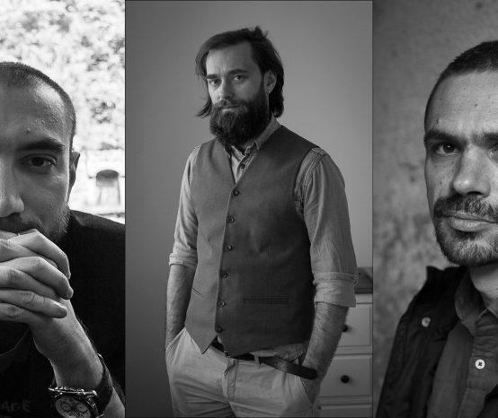 Komartin, Țupa & Sociu: trei poeme pentru lumea de ieri, de azi și de mâine