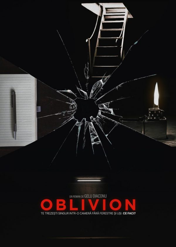 Oblivion - Gelu Diaconu (Dark Edition)