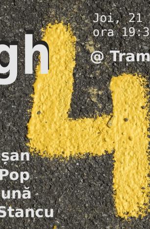 High 4 – Seară de poezie în Tramvaiul 26